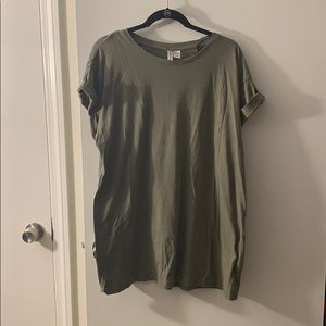H&M Basics T-Shirt/T-Shirt Dress
